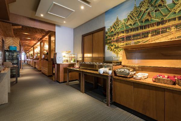 Restaurant Food Republic Da Xin - Hotel Bonaventura foto 11