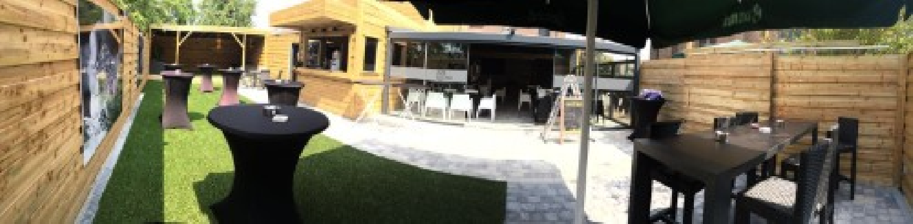 Eetcafé met zaal, terras en bovenwoning in Vogelwaarde (Zeeuws-Vlaanderen) te koop. foto 13