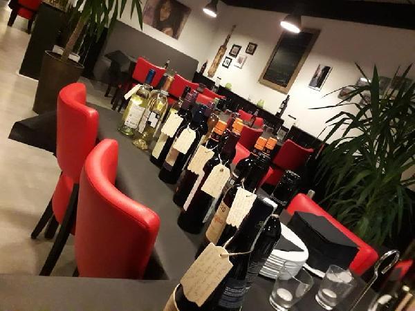Vries Drenthe nieuw restaurant ter overname met bovenwoning foto 13
