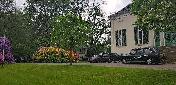 GERESERVEERD - Bistro het Koetshuis Enschede 450 m² Horeca groot terras en park foto 1