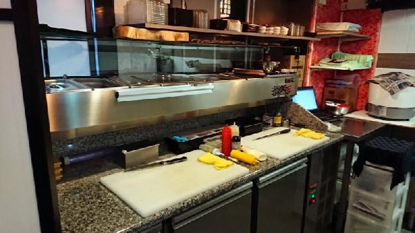 Te koop; modern en trendy Sushi-restaurant te Heemskerk foto 8