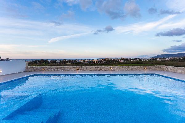 Triton investments-mooie unieke villa's in Rethymnon ( Kavros) op het eiland Kreta foto 9