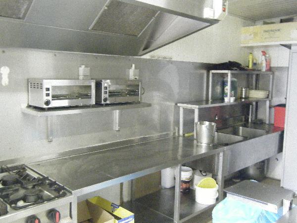 Ter overname: goed lopend cafetaria/snacktaria ideaal voor grillroom of Grieks eethuis. foto 7