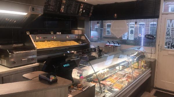 Te koop Cafetaria in centrum Bergen op Zoom