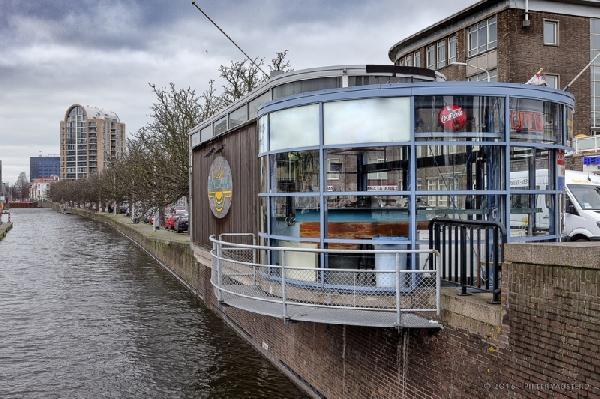 Cafetaria / Viszaak te koop gelegen op een top locatie in Den Haag foto 3