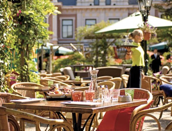 Goedlopend dubbel restaurant in Middelburg