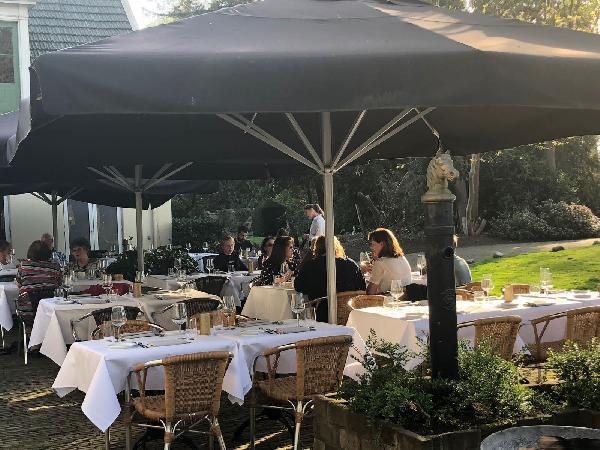 GERESERVEERD - Bistro het Koetshuis Enschede 450 m² Horeca groot terras en park foto 5