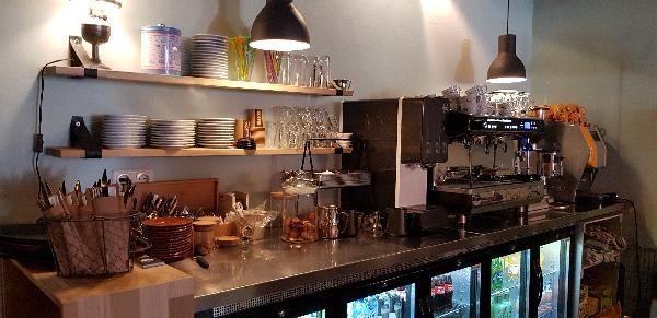 Lunchroom & Kado-concept winkel Dagzaak met terras in leukste winkelstraat van Ommen foto 14