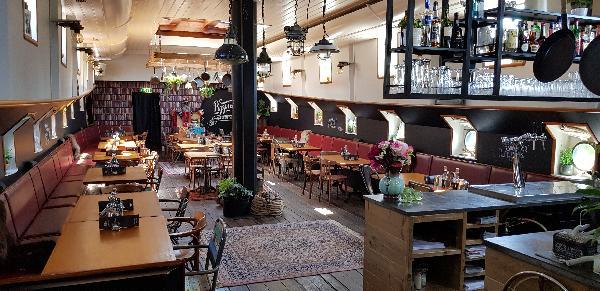 Pannenkoekenboot & à la carte restaurant Haven Noordzijde 65 foto 18