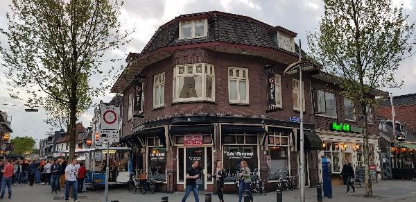 Café centrum Hengelo A1 hoeklocatie foto 3
