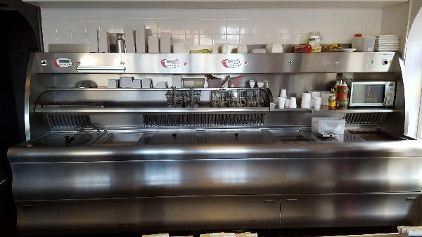 Instapklaar Cafetaria / Traiteur te huur/koop in IJzendijke. foto 4