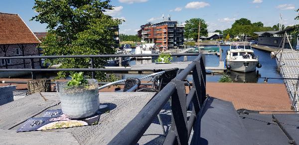 Pannenkoekenboot & à la carte restaurant Haven Noordzijde 65 foto 8