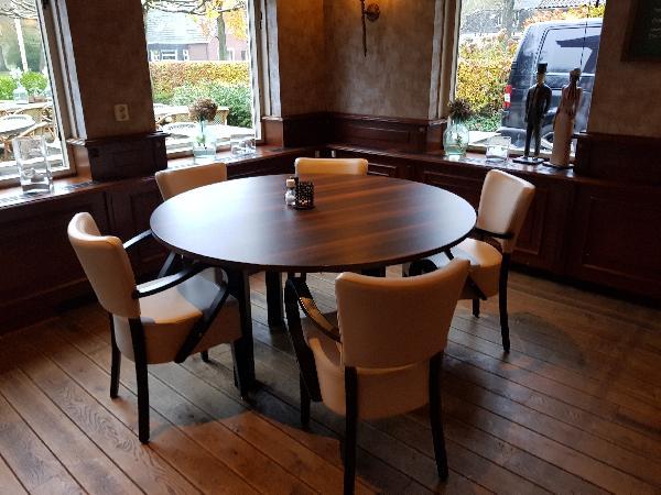 Top horeca op prachtige locatie restaurant zaal grote bovenwoning groot terras op 8.000 m²  foto 2