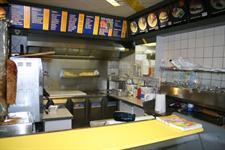 Super nette cafetaria in het centrum van Leiden met 3 kamer bovenwonin foto 4