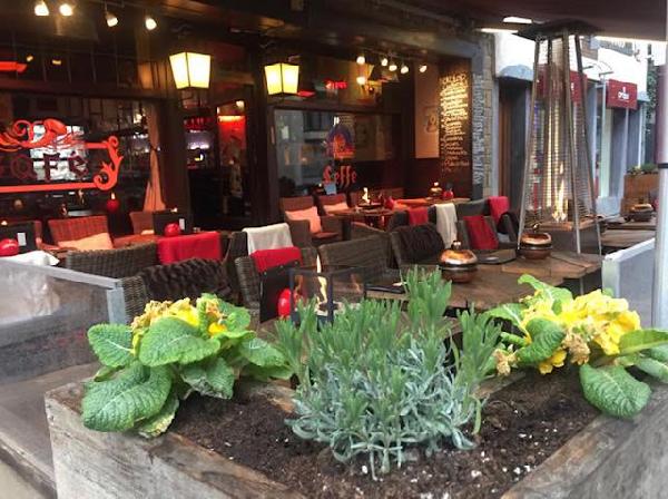 Brasserie-restaurant in centrum Houffalize (B) te huur. foto 3