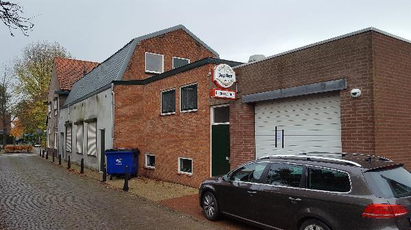 Café met bovenwoning en grote zaal in Clinge (Hulst) te huur. foto 3