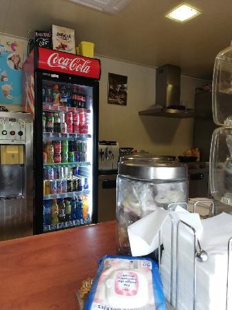 Cafetaria-exploitatie met exploitatie-vastgoed 35m²  foto 7