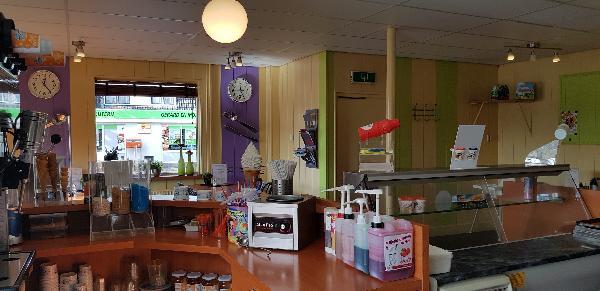 Eetcafé Cafetaria Zaal Terras (Vastgoed Huur of Koop) ca 900m² foto 6
