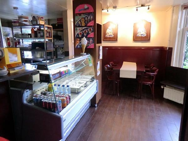 Marrum cafe met snackbar en bovenwoning VERHUURD foto 7
