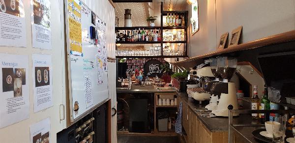 Pannenkoekenboot & à la carte restaurant Haven Noordzijde 65 foto 21