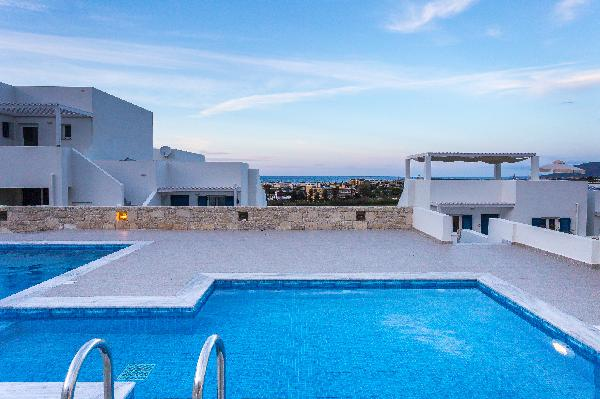 Triton investments-mooie unieke villa's in Rethymnon ( Kavros) op het eiland Kreta foto 10