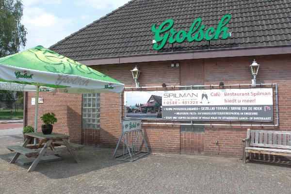 Café Restaurant & Zalencentrum  Spilman Beltrum foto 4