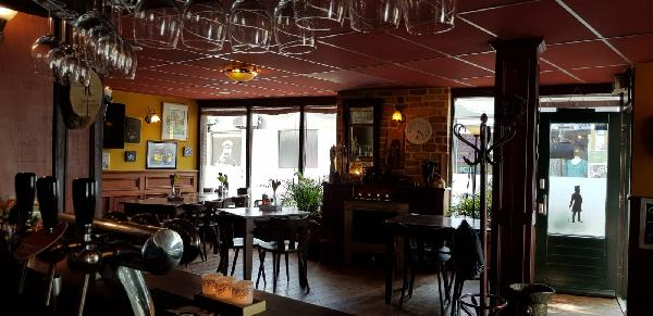 Veurne good bot geete vot! Gezellig bruin Eetcafé Tubbig foto 10