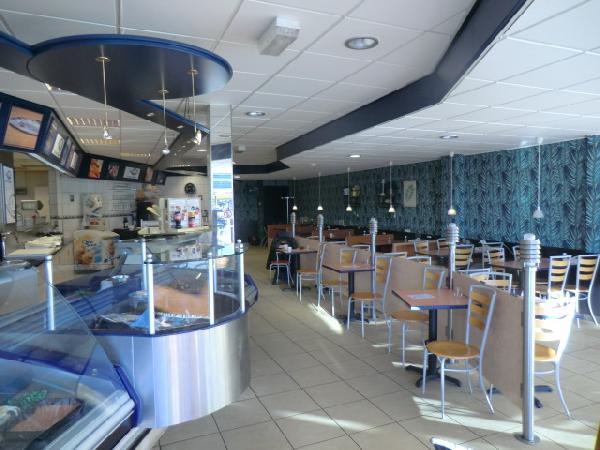 Leeuwarden  lunchroom in winkelcentrum foto 5