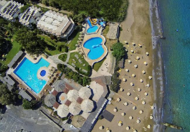 2 -5*  en 1- 4*+ de luxe hotels te koop op Kreta-Heraklion foto 2
