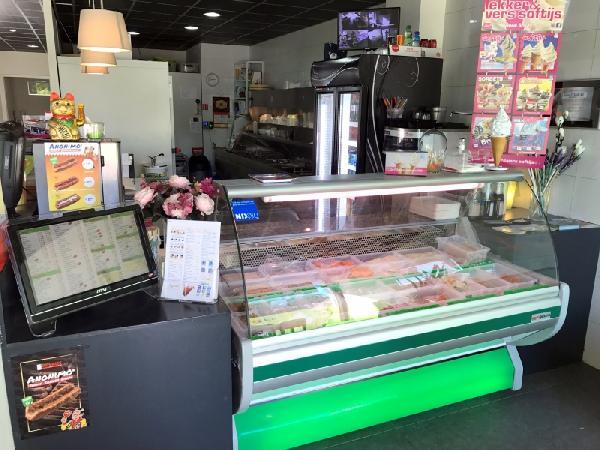 Cafetaria & Sushi te koop Gerretsonplein te Eindhoven foto 2