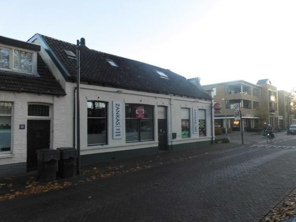 Café/Bar Restaurant Terras met bovenwoning op mooie locatie in het tweeverdieners dorp Borne  foto 1