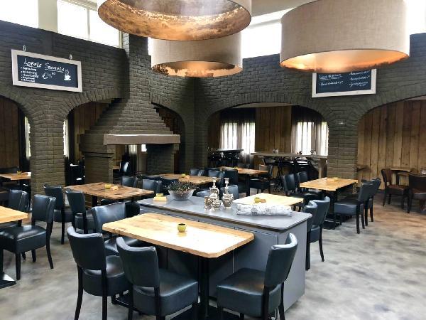 Restaurant - kantoorgebouwen - Parc Patersven - Wernhout foto 13
