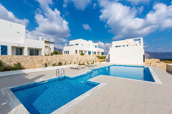 Triton investments-mooie unieke villa's in Rethymnon ( Kavros) op het eiland Kreta foto 3