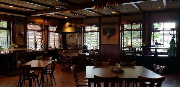 Eetcafé Cafetaria Zaal Terras (Vastgoed Huur of Koop) ca 900m² foto 13
