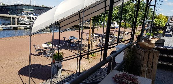 Pannenkoekenboot & à la carte restaurant Haven Noordzijde 65 foto 7