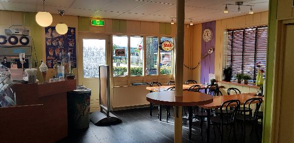 Eetcafé Cafetaria Zaal Terras (Vastgoed Huur of Koop) ca 900m² foto 7
