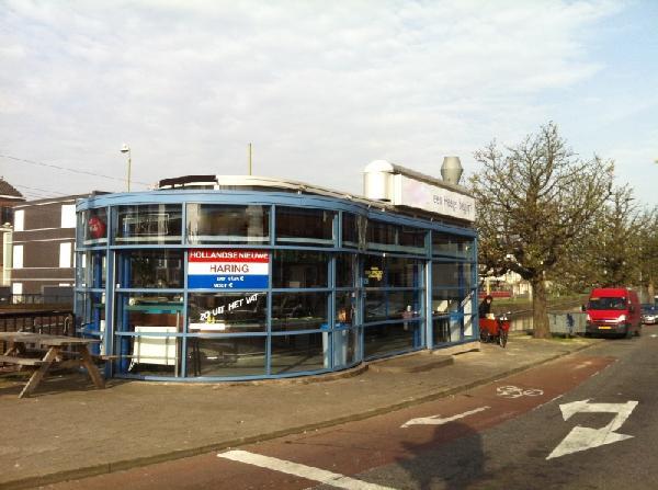 Cafetaria / Viszaak te koop gelegen op een top locatie in Den Haag foto 1