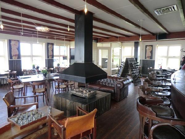 Stavoren Nieuw Cafe-restaurant  met woning VERHUURD foto 2