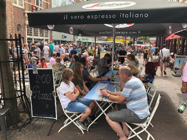 Il Pranzo Pizzeria en ijssalon in Middelburg foto 5