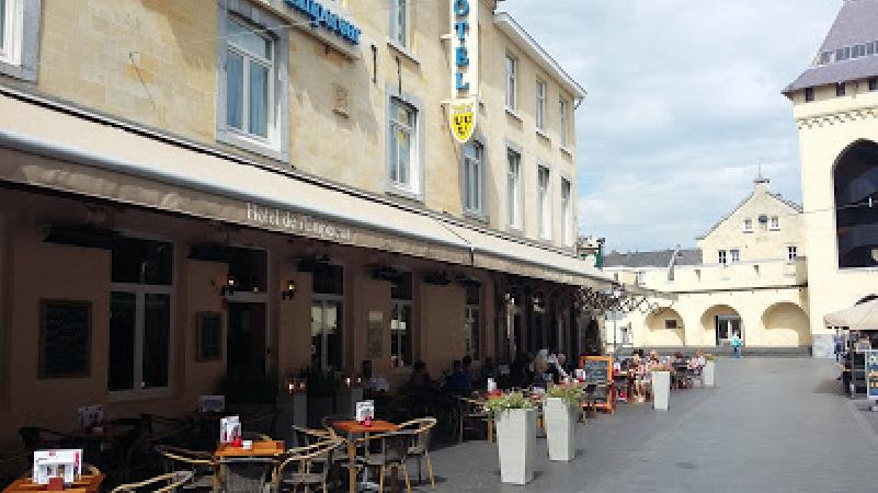 Hotel met restaurant en Grand café centrum Valkenburg