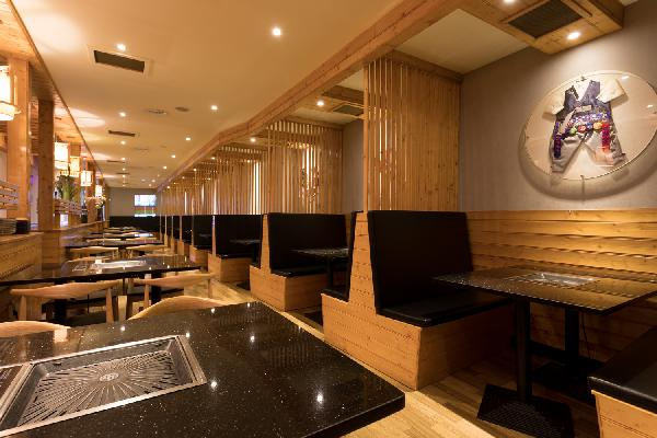 Restaurant Food Republic Da Xin - Hotel Bonaventura foto 8