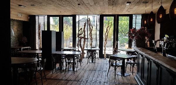 Multifunctionele Horeca (Dak)terras 270 zitplaatsen Volledig Ingericht ca.500m² foto 22