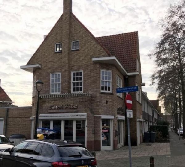 Cafetaria op een hoeklocatie te koop in Eindhoven foto 1