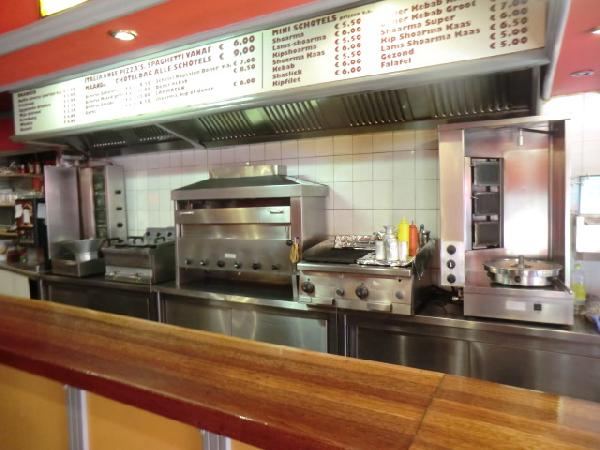 Steenwijk Grill restaurant te koop Nieuw foto 3