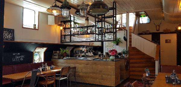 Pannenkoekenboot & à la carte restaurant Haven Noordzijde 65 foto 17