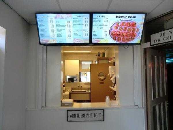Café met snackbar en woning GARIJP VERHUURD foto 4