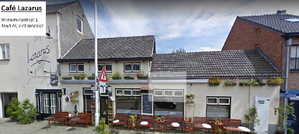 Te koop: café met zaal (Lazarus) in Sint Jansteen (Hulst). foto 2