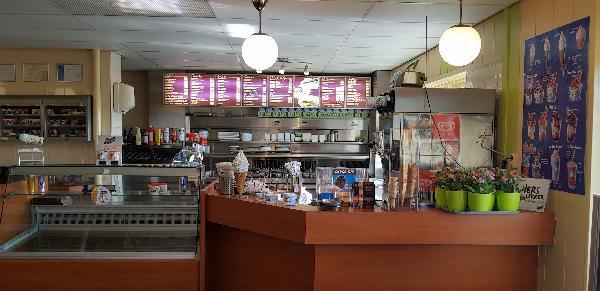 Eetcafé Cafetaria Zaal Terras (Vastgoed Huur of Koop) ca 900m² foto 5