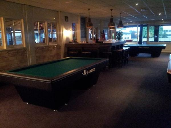Party & Pool Carambole Dart Centrum Almelo 3 etages horeca 1800m2 foto 16