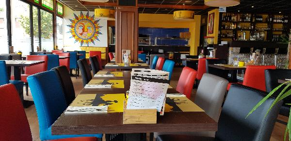 Mexicaans / Zuid Amerikaans Restaurant met groot terras en Gratis parkeren foto 9